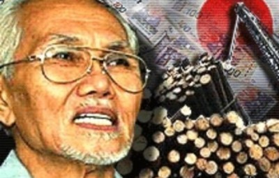 Taib Mahmud is still here - Sarawak Chief Minister for 29 years.