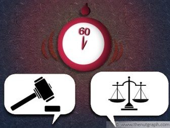 KPI & Justice @ www.thenutgraph.com/making-it-right-in-the-courts/