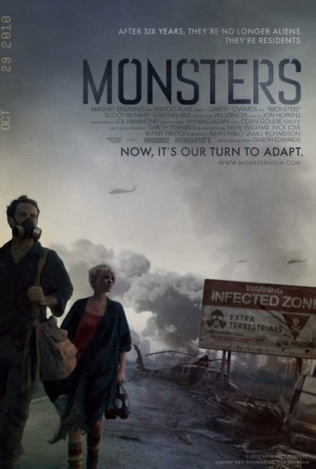 Monsters Poster