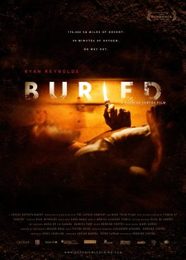 """""""Buried"""" poster"""