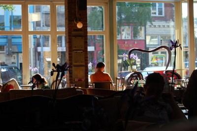 Tryst Cafe, Adams Morgan | Credit: http://www.flickr.com/photos/poldavo
