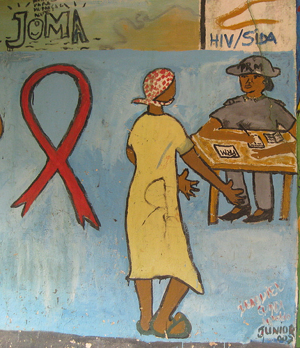 Aids Awareness | Credit: http://www.flickr.com/photos/tonrulkens