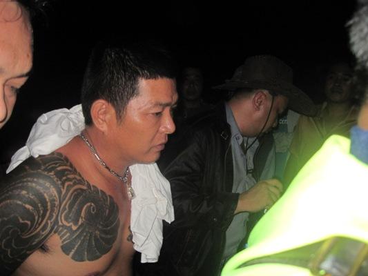 Arrested Gang Leader | Credit: BRIMAS