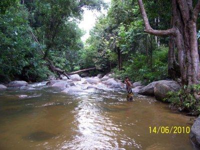 By The River | Credit: Bentong Farm Sanctuary