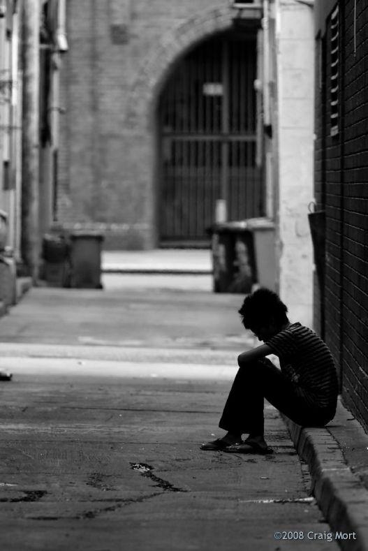 Despair (source: http://www.flickr.com/photos/notsoniceduck/2301344030/)