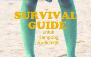 #WayangPondok: Survival Guide untuk Kampong Radioaktif