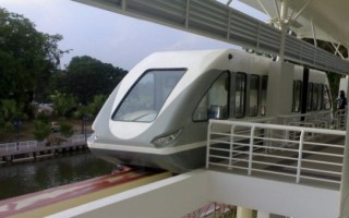 The Melaka Monorail and the Public Transport System