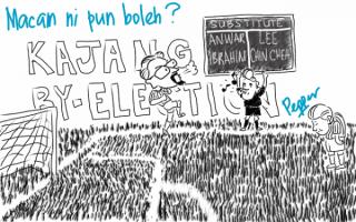 Dear Paprika: Lord Bobo for Kajang!