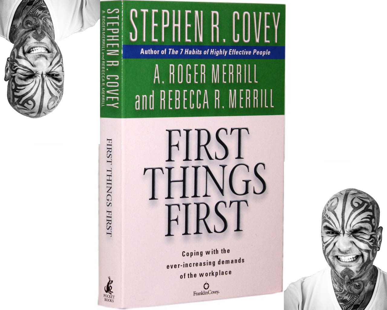 First Things First By Stephen R Covey Giaclerland