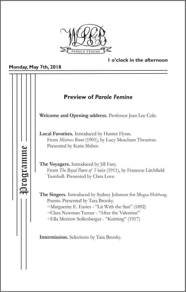 Salon program-front