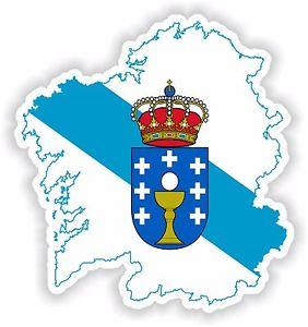¿PLANIFICACIÓN O EMERGENCIA? Resolución de 16 de Mayo de 2019 en Galicia. Fotografía del Mapa y escudo de Galicia.
