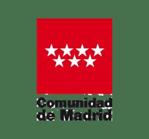 Logotipo Madrid. Medidas limitativas para salones