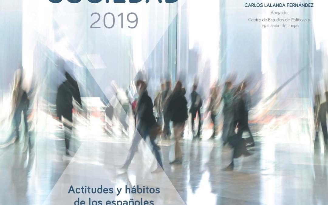 Juego y Sociedad en España. 2019