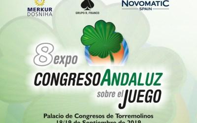 8 EXPOCONGRESO ANDALUZ SOBRE EL JUEGO.