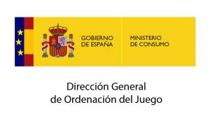 Proyecto de Real Decreto de Comunicaciones Comerciales de las Actividades de Juego. Logotipo del Ministerio de Consumo
