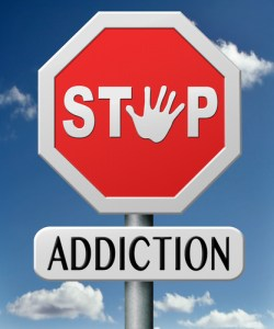 Limitaciones de publicidad de loterías y juegos y apuestas online en el estado de alarma, fotografía del cartel publicitario de Stop Addiction