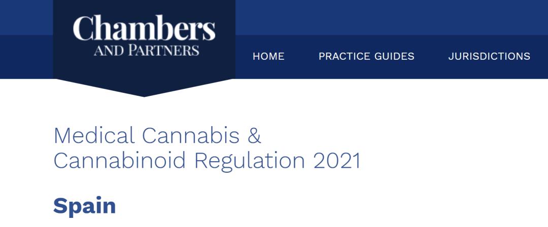 Chambers and Partners Medical Cannabis & Cannabinoid Regulation 2021