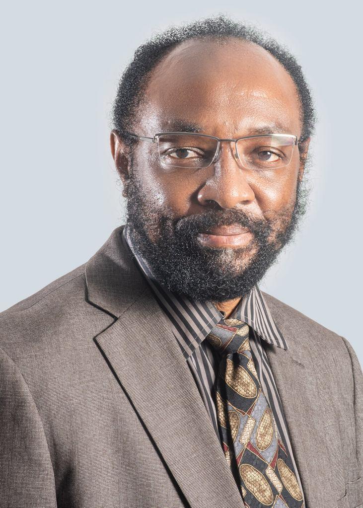 Andre Celestin, P. E. - Vice President - Infrastructure