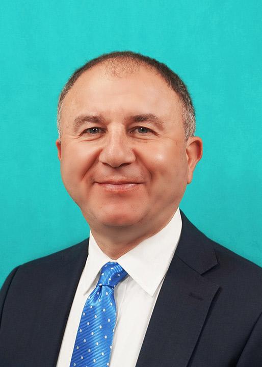 Mark Drozdov  - Senior Vice President