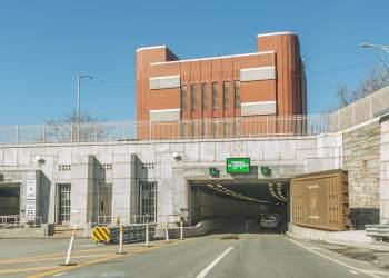 Brooklyn Battery Tunnel, Brooklyn NY