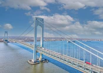 Verrazano Narrows Bridge, Brooklyn, NY