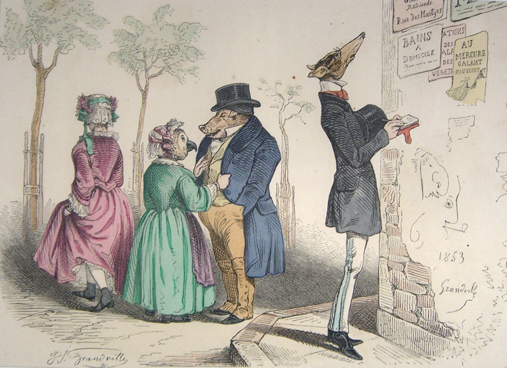 Grandville_Tiere_1853-1