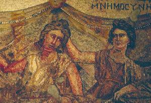 Mnemosyne - fresque
