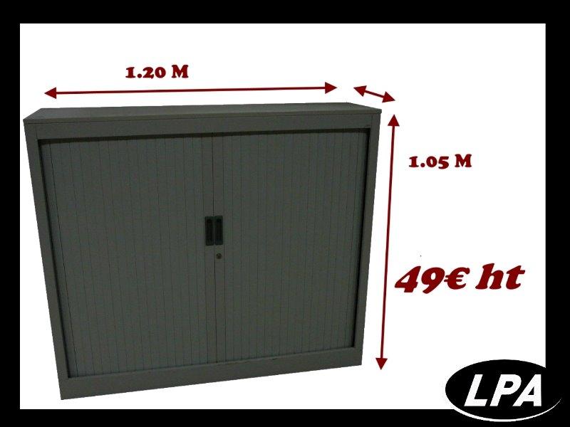 armoire basse armoire metallique basse dossiers suspendus 1