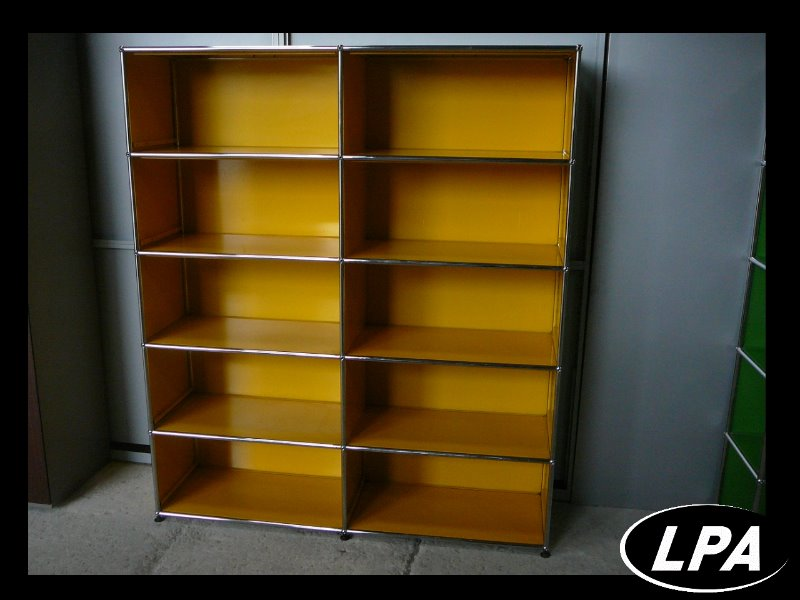 bibliothque USM HALLER  Mobilier Design  Mobilier de bureau  LPA