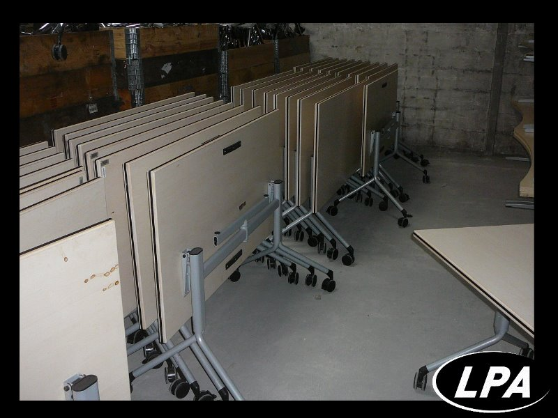 table basculante  table pliante et basculante  Mobilier de bureau  LPA