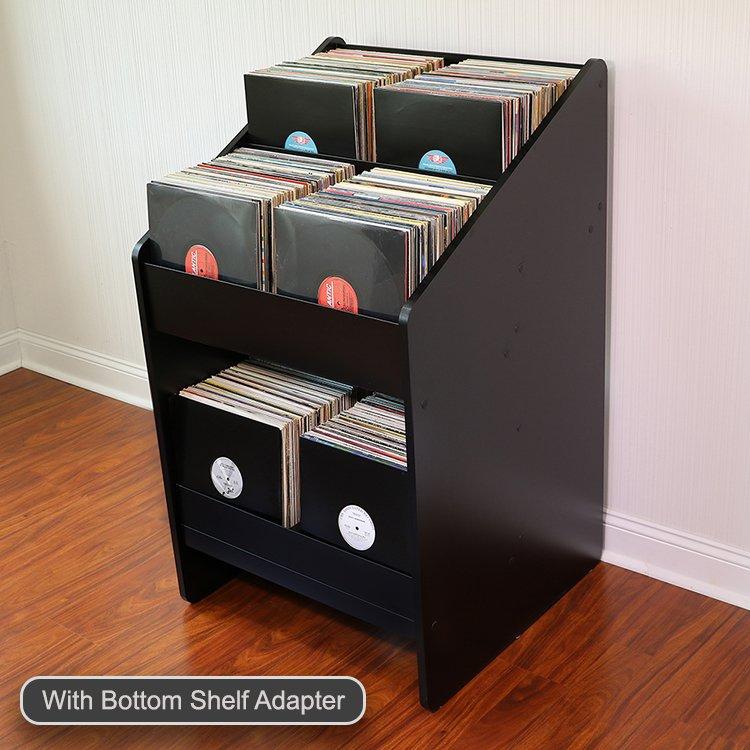 LPBIN2 Vinyl Record Storage Cabinet