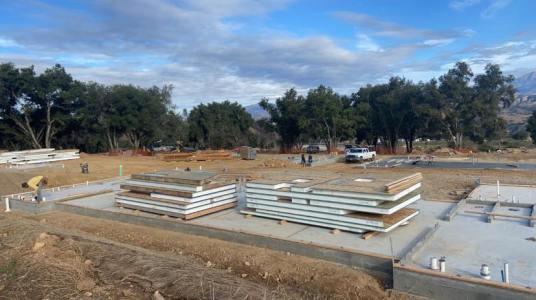 Rancho Alegre Reconstruction