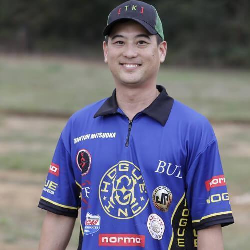 Meet 3-Time World Speed Shooting Champion Trent Mitsuoka