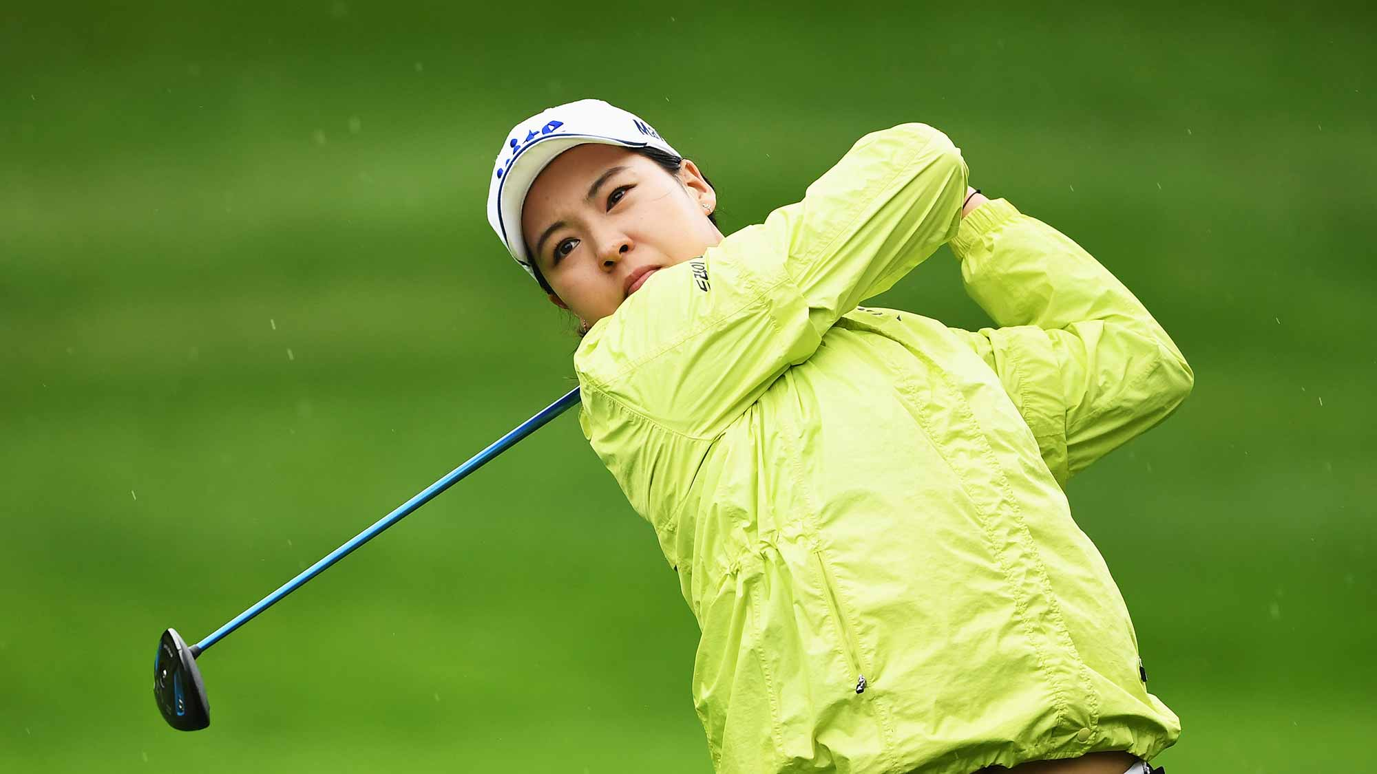 News And Notes Opening Round Evian Championship LPGA