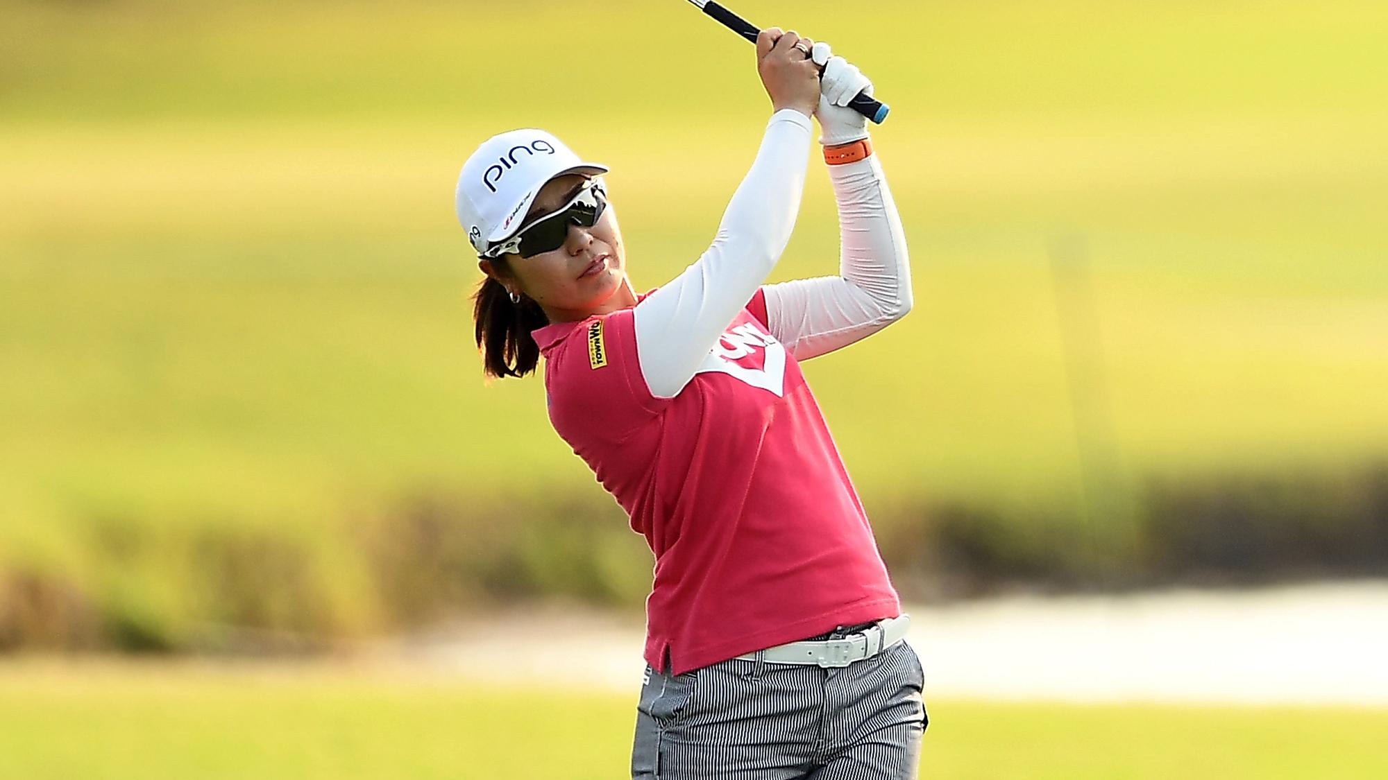 2019 Higa Leads Round One US Womens Open | LPGA | Ladies Professional Golf Association