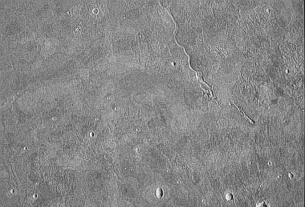 3. Mars: Young Volcanic Terrain
