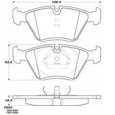 Raybestos ST45 Racing Brake Pads, Audi, BMW, Jaguar