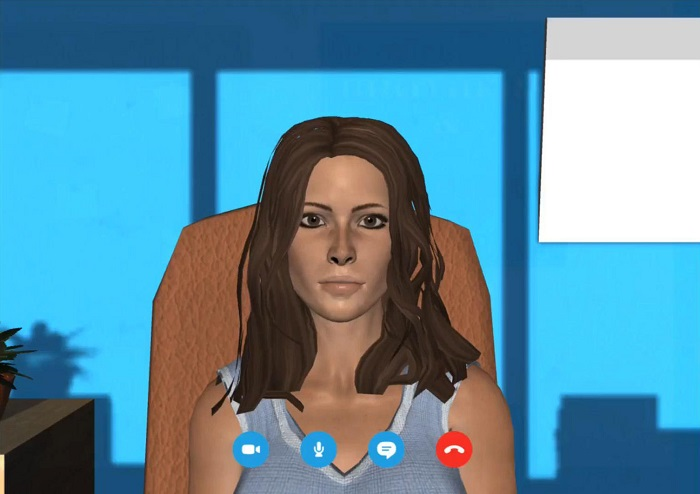 Conversing with a virtual human to assess the consequences of head injuries