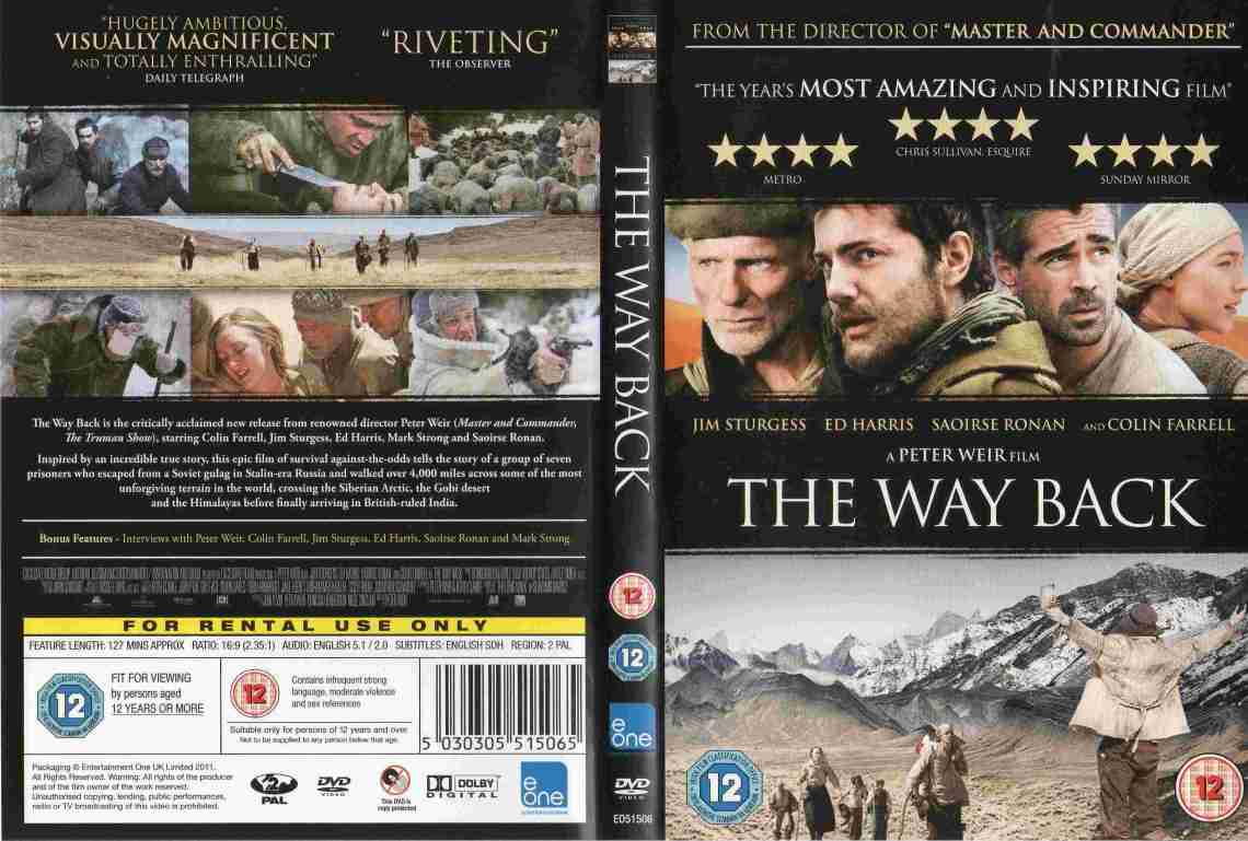resensi film the way back menguasai dunia
