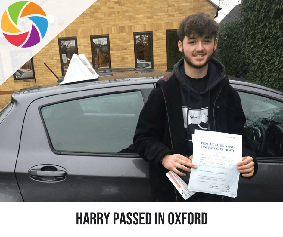 Harry Oxford Pass Picture