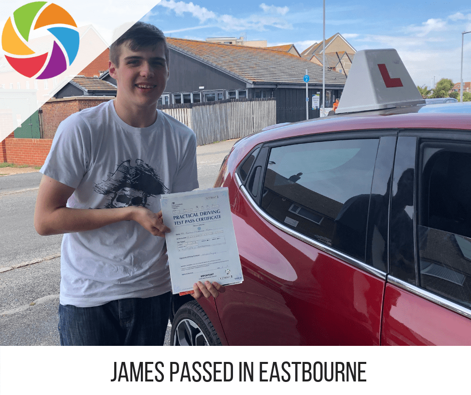 James Eastbourne Pass Picture