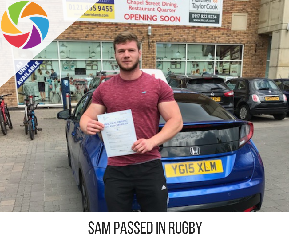 Sam Rugby Pass Picture