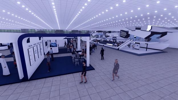 Mikah Lee LPR Global at Digital Twin Fair 2020