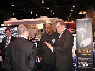 LPR Security Trade Show Services