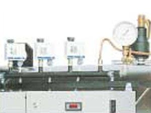 Generatore istantaneo di vapore - pressostati