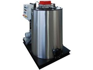 Riscaldatore olio diatermico Verticale RO10 con bruciatore a gasolio