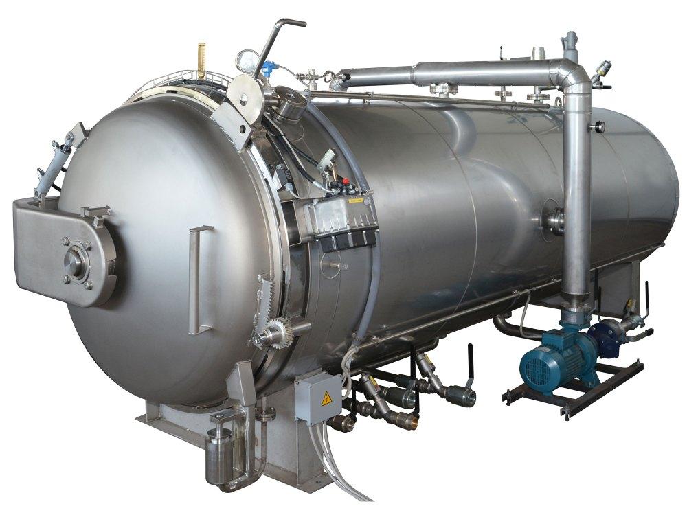 Autoclave di sterilizzazione 1500x3000