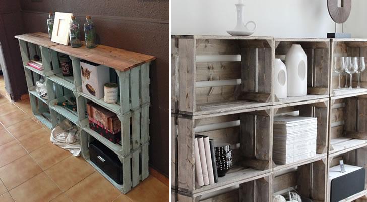No compres ms muebles 10 ideas para reciclar cosas que