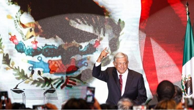 México está listo para la asunción de López Obrador