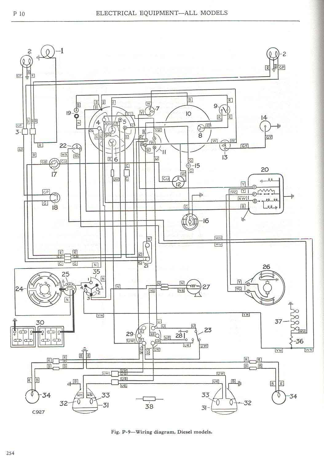 P Key Ii Wiring Diagram